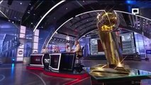 Inside The NBA - Warriors win Game 2 Vs Trail Blazers_ Should Warriors play Steph Curry in Game 3