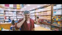 Vedalam Tamil Movie - Scenes - Ajith kills Kabir - Shruti witnesses the murder - Ajith reveals past - YouTube