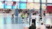Turniej finałowy o wejście do I ligi siatkówki kobiet - dzień I (2)
