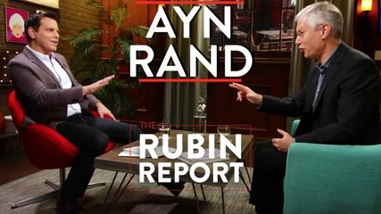 Ayn Rand: Philosophy, Objectivism, Self Interest (with Yaron Brook)