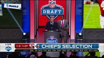 2016 NFL Draft Rd 2 Pk 37 Kansas City Chiefs Select DT Chris Jones