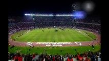 La ovación de los hinchas de River Plate a Marcelo Gallardo tras la eliminacion en Copa Libertadores (04.05.2016)