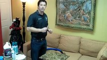 How to clean sofas,upholstery and fine furniture by Rob Allen Carpet Cleaning