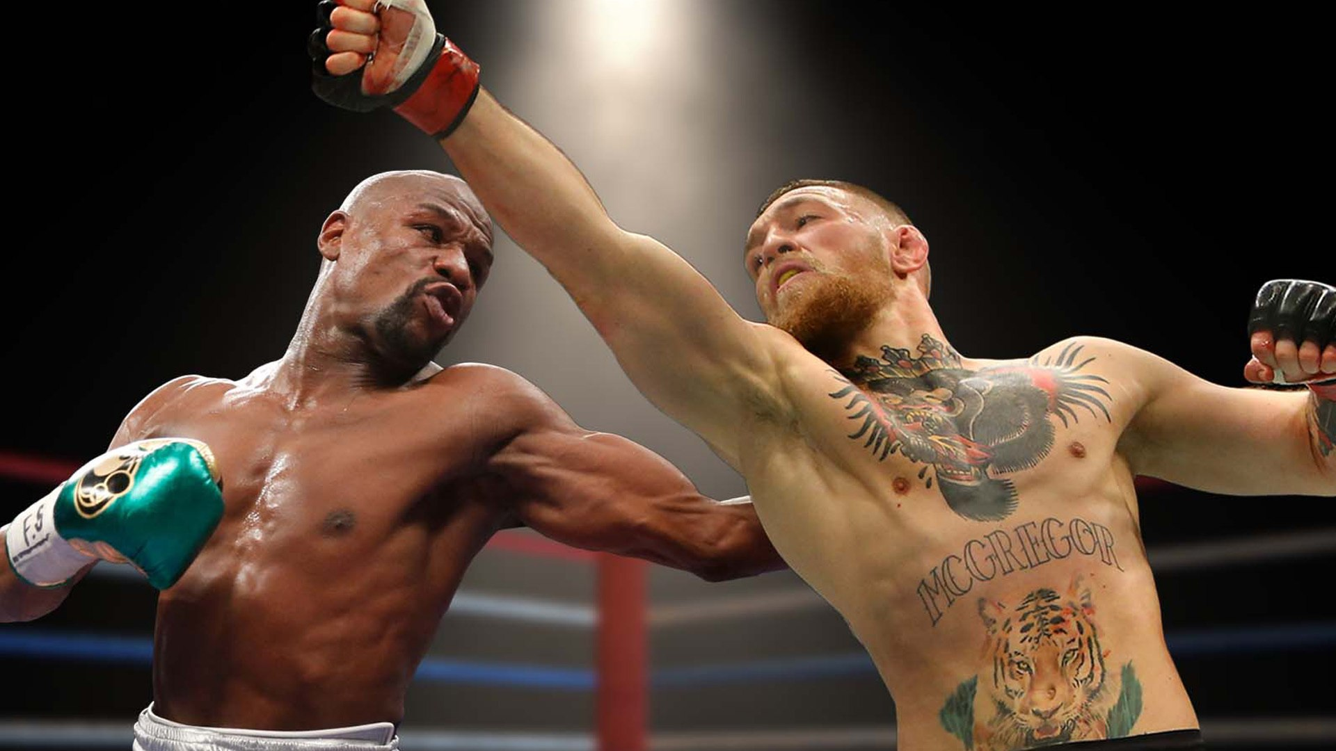 Floyd Mayweather Jr Conor Mcgregor Will Fight Finalizing Deal