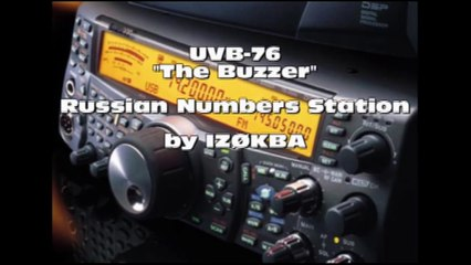 UVB-76 Resource | Learn About, Share and Discuss UVB-76 At
