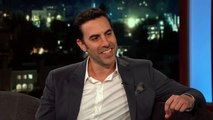 Sacha Baron Cohen Makes a Rare Appearance as Himself