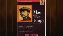 Enjoyed read  Mao Tse Tung