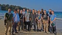 EN LA ISLA CON BEAR GRYLLS | Discovery / Hombre T2x01