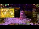 World of Warcraft | warlords of dreanor - high in the sky - Shattrath glitch