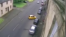Worst Parallel Park Ever- Learn how not to do parallel parking