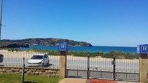 Playa de Ris en #noja. #hotel maritimo ris.