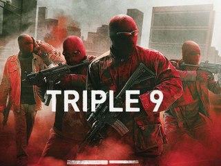 Triple 9 (2016) en Español