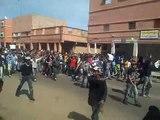 انتفاضة 20 فبراير بكلميم -المغرب -.avi