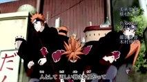 MAD】Naruto Shippuden Opening 15 HD - Bleach Parody