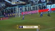 Quilmes - Godoy Cruz  0 - 1  Gol de Zuqui  (06.05.2016) HD