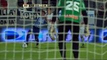 Quilmes - Godoy Cruz  1 - 2  Gol de García  (06.05.2016) HD