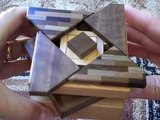 Secret Base Japanese Puzzle Box by Hiroshi Iwahara
