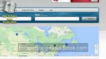 Fargo Escape Room Directory - Escape Room Black book