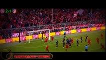 Bayern Munich vs Atletico Madrid 2-1 GOLES All Goals & Highlights Champions League 2016
