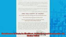 DOWNLOAD FREE Ebooks  Happiness at Work Be Resilient Motivated and Successful  No Matter What Full Ebook Online Free