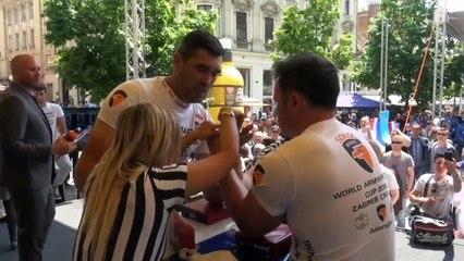 World Armwrestling Cup - Sokol Maric 2016.