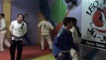 Exame de faixa Equipe Leo Naval - Gama  Jiu - Jitsu 1