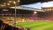 Youll Never Walk Alone HD Liverpool vs Dortmund (YNWA) Goosebumps - 14-04-2016