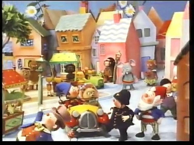 Start and End of Noddy and the Naughty Tail VHS (Monday 5th October 1992) | Godialy.com