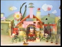 Start and End of Noddy 2 Noddy and the Kite VHS Monday 5th A