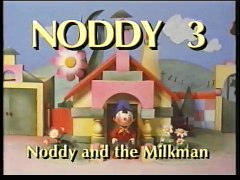 Start and End of Noddy 3 Noddy and the Milkman VHS Monday 4t