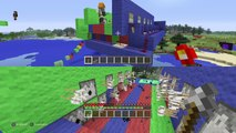 Minecraft total wipeout