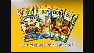 Start of Noddy Live VHS Monday 31st October 1994