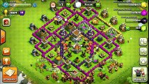 Clash Of Clans-Gobelins #28 (Tapis Rouge)