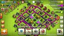 Clash Of Clans-Gobelins #18 (L or des fous)