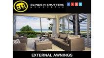EXTERNAL AWNINGS - Blinds-n-Shutters