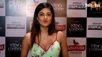 Meera Chopra at Special Screening of 1920 London