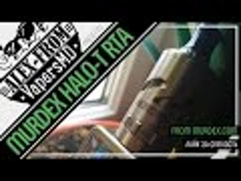 Murdex HALO-T Coil Control RTA | from VapeJoy | лайк за смелость