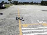 "NitroPlanes RC - UAV RQ-1 Predator 63""  -  Maiden Flight"