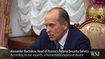 Russia Says Egypt Plane Crash Was a Terrorist Act