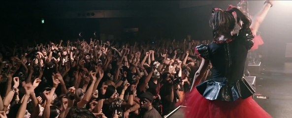 BABYMETAL - Kami Band Solo Intro + Catch Me If You Can @ THE BLACK MASS