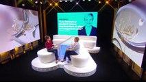 Céline Géraud donne des conseils aux journalistes sportives dans Le Tube