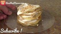 Pastilla au Lait & Amandes - Milk & Almond Pastilla - بسطيلة بالحليب واللوز