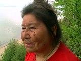 Ojibwa Grandmother recounts walk around the Great Lakes