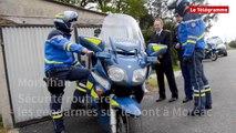 Morbihan. Sécurité routière : les gendarmes sur le pont à Moréac