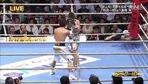 井岡一翔 vs 八重樫東(大橋) WBA・WBC世界ミニマム級王座統一戦