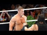 WWE - See how Roman Reigns Saves john Cena and Usos in wwe raw match - WWE News - WWE Wrestling