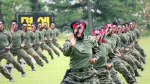 Korean Army National Defense Extreme training video