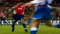 Homenaje a Juan Carlos Valerón: golazo al Lille por Champions League