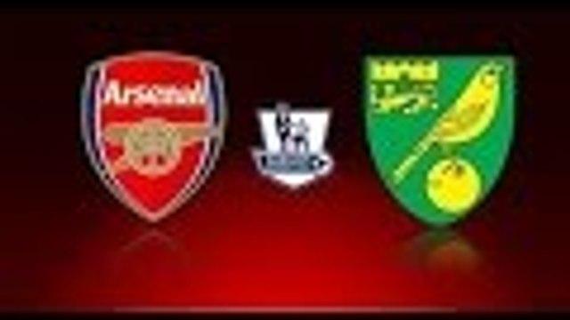 SM 2016 English Premier League! Arsenal VS Norwich City! [3]