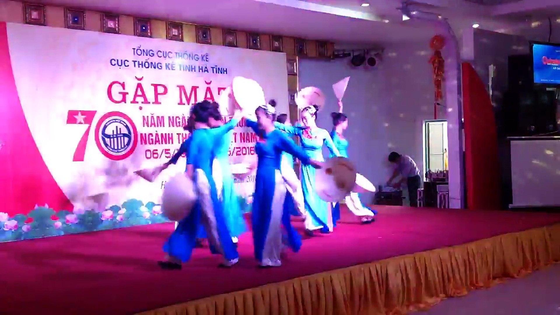 Ngành Thống ke Hà Tĩnh kỷ niệm 70 năm thành lập Thống kê Việt Nam